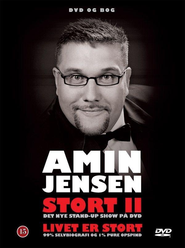 Køb Amin Jensen: Stort 2 [special edition]